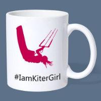 Kitesurf Coffee Mug